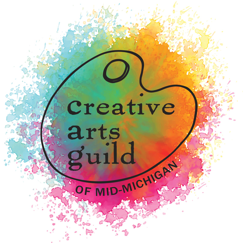 Creative Arts Guild of Mid-Michigan Logo